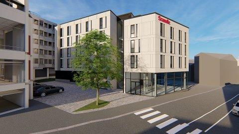 Scandic Victoria skal renoveres og bygges ut for bortimot 150 millioner kroner. Nybygget blir på rundt 2500 kvadratmeter. Hotellet står ferdig i slutten av 2020.