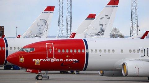 STRENGT: Nye og strenge regler hos Norwegian møter motstand i Transportklagenemnda, men selskapet nekter å betale ut refusjon til passasjerer. Foto: Ørn E. Borgen (NTB scanpix)
