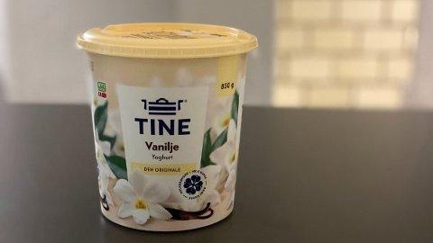 DYREST: Å kjøpe et stort beger på 850 gram med yoghurt er dyrere enn å kjøpe fire små begre. Foto: Nina Lorvik (Mediehuset Nettavisen)