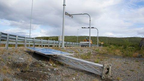 Det blir gratis å kjøre på sidevegen mellom Øyer og Tretten fra mandag 18. januar. Bommen ved Skarsmoen fjernes.
