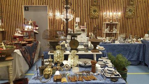 MESSE: Til helgen er det ny messe for brukt og antikk i Brandbu. Foto: Privat