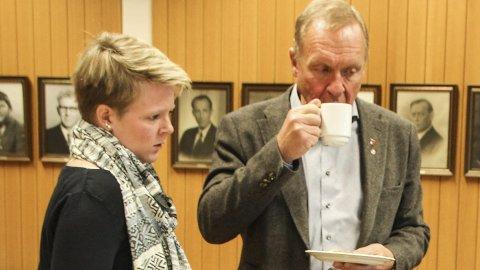 «Ny ordfører»: Varaordfører Trine Lise Olimb tar over jobben som ordfører i Lars Magnussens varslede sykefravær.