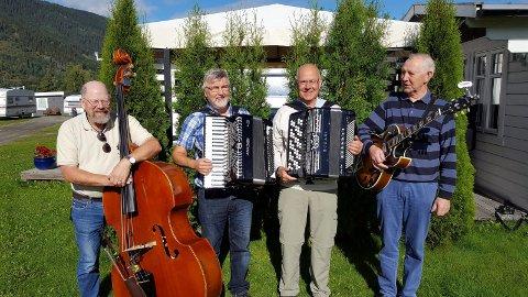 Lunit: Inviterer til hyggekveld med trekkspillmusikk og sang på Gamleskolen på Harestua søndag.