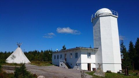 Sommeråpne dager med astronomisk innhold Solobservatoriet