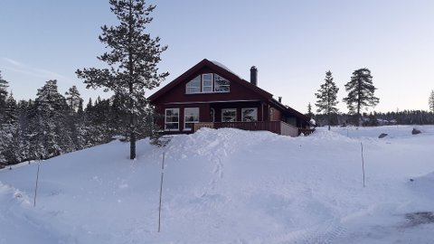 Klimapositiv hytte