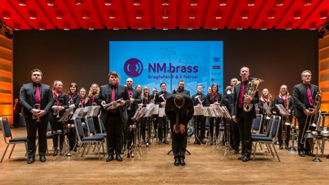 ELITE: Jaren hornmusikkforening er et av landets beste brassband. Lørdag oppnådde de femteplass under NM.