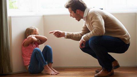 Kjefting skaper usikre barn, ifølge eksperter.