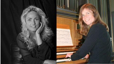 Kristin Bjerkerud (sang) og Marit Wesenberg (piano) fremfører sanger av Vinje og Grieg.