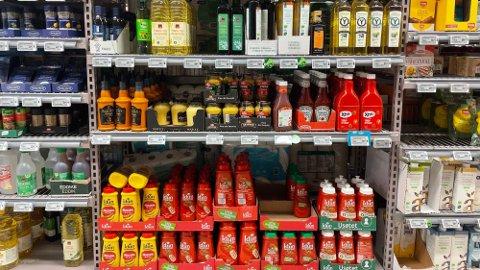 ØKTE PRISER: Norske dagligvarer er ventet å øke kraftig fremover. Foto: Halvor Ripegutu