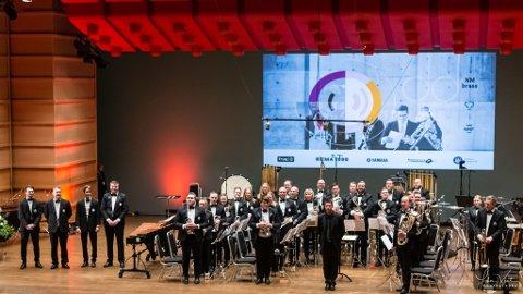 I KVELD: Jaren Hornmusikkforening lover vakre ballader, halsbrekkende tempo og kvalitet i alle ledd når de inviterer til høstkonsert.