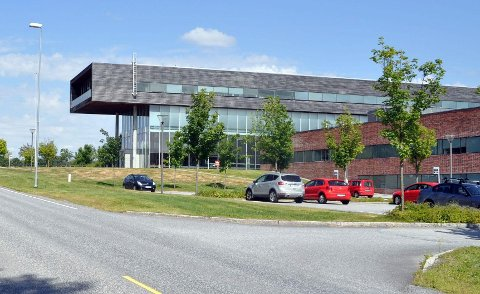 HACKET: Høykolen i Østfold ble utsatt for et dataangrep.