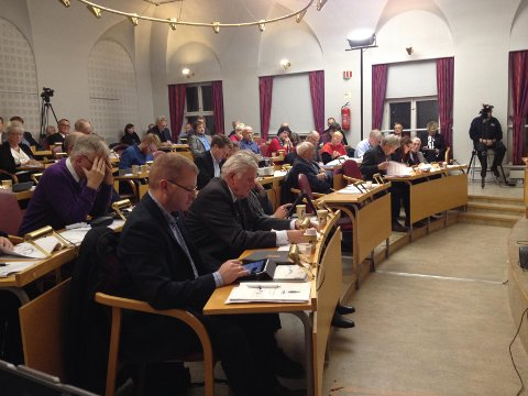 Halden kommune må ut på jakt etter ny rådmann etter at Gudrun Haabeth Grindaker sa opp.