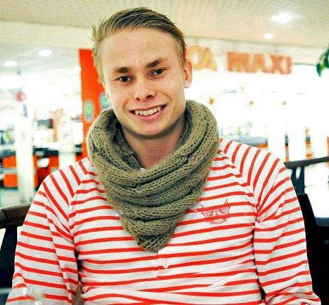 OPTIMISTISK: Ole Strømsborg har stor tro på Kvik Halden neste sesong.