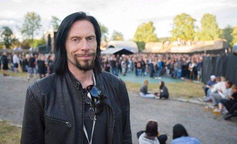 Festivalsjef Svein Bjørge er fornøyd.