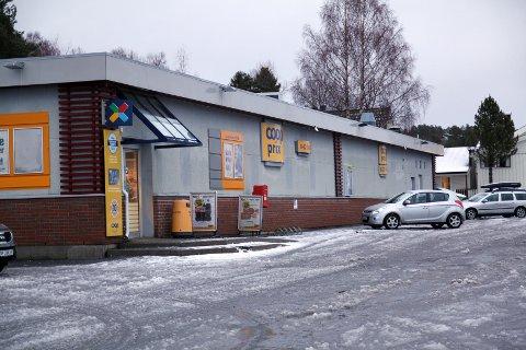 BYGGER OM: I dag er det Coop Prix på Næridsrød. I mars vil butikken endre karakter og vareutvalg.