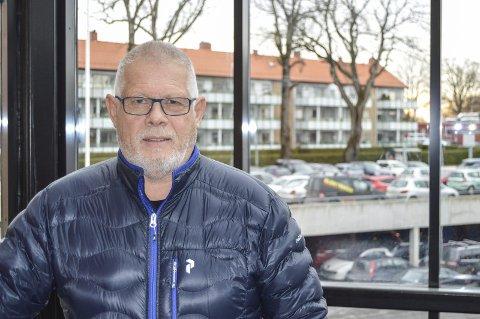 To er reddet: Byggfag og Restaurant og matfag er reddet. Men rektor Arild Rød var skuffet over at opposisjonen ikke fikk gehør for å redde musikk og drama også. Foto: Thomas Lilleby