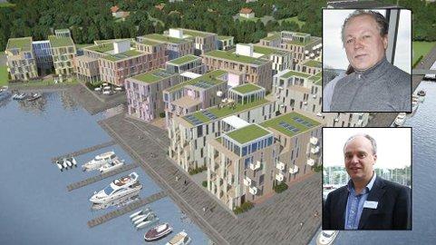 Fra og med torsdag klokka 15 vil Tore Borthen fra Norske Helsehus AS og arkitekt Ola Roald svare på dine spørsmål om Haldens nye bydel Fredrikshald Brygge her på HAs nettside.