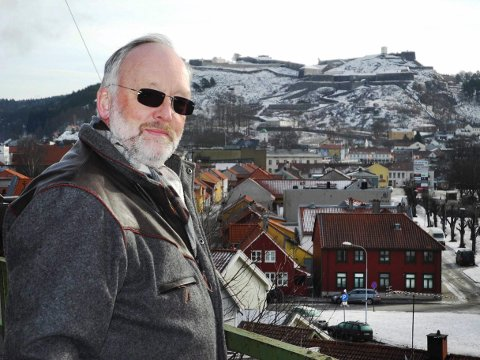 Øivind Holt topper kommunelista til Miljøpartiet.