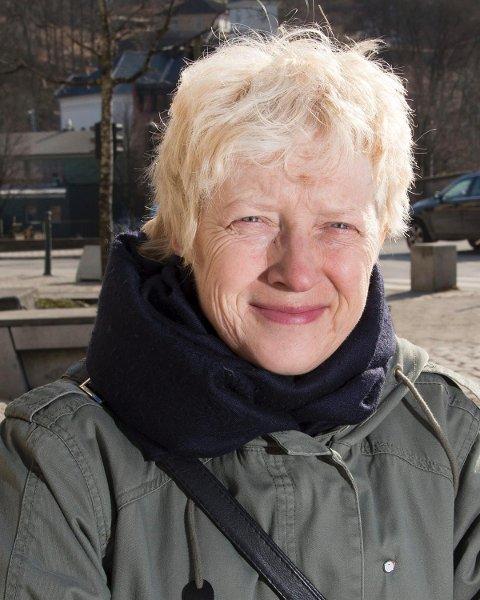 Vibeke Julsrud sitter i dag i kommunestyret for MDG og er andrekandidat på lista.