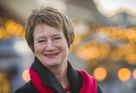Godtatt: Rådmann Gudrun H. Grindaker slipper ny runde i år.