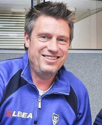Bra valg: Thomas Berntsen, sportssjef i Sarpsborg 08, tror Kvik-spill er et bra valg for Hoel.
