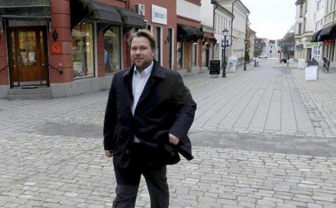 Ta grep: Henrik Rød ønsker at Os-prosjektet omarbeides.