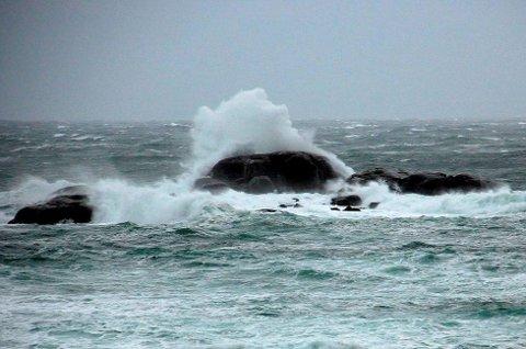 Det er meldt vindkast opp mot 30 meter i sekunder når ekstremværet Frank feier innover Østfold.