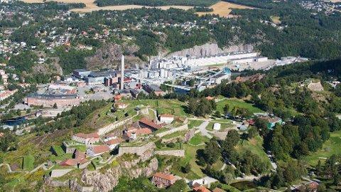 INDUSTRI: I løpet av 15 år er det forsvunnet 400 industriarbeidsplasser og 21 industribedrifter fra Halden. Illustrasjonsfoto: Stein Johnsen