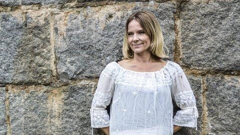 Glad i fRedriksten: Marita Rognøy er veldig glad i Fredriksten festning. Hun mener tilbudet der oppe kan utvides betydelig.