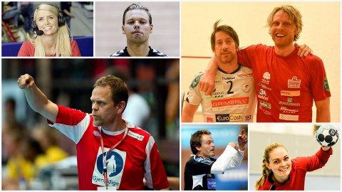 Norske håndballprofiler som Randi Gustad, Michael Thon, Erlend Mamelund, Thorir Hergeirsson, Christian Berge og Pernille Wang Skaug hyller Jonas Wille - som nå får toppjobb i dansk håndball.