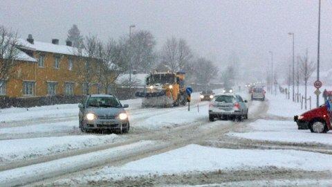 Vinter og glatte veier byr på mange utfodringer i trafikken. Og dessverre: Mange ulykker.