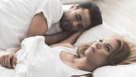 Orgasmeproblemer er det nest vanligste seksuelle problemet hos kvinner. Sexologene tror mye handler om et stort prestasjonsfokus. Foto: Getty Images