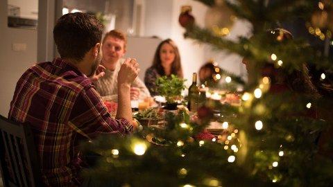 Julematen kan by på mageproblemer. Foto: Getty Images