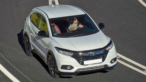 Honda må tilbakekalle 1,4 millioner biler globalt. Feil med en bensinpumpe gjør at de kan stoppe. (Illustrasjonsbilde)
