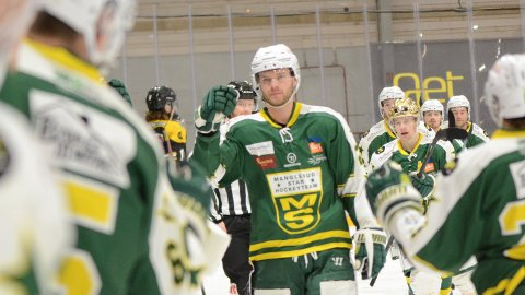 TIL COMET: Gustaf Berling har spilt elitehockey for både Manglerud/Star og Vålerenga. Nå er han klar for spill i Comet.