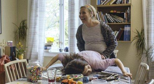 Humor: Filmen er en humoristisk film, men har også en del smerte i seg. Foto: Filmweb