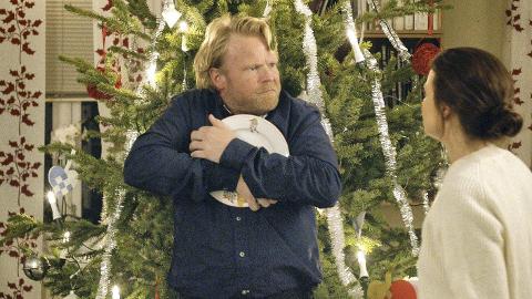 PREMIERE: Dramakomedien Staying Alive har norgespremiere i morra, men Anders Baasmo Christiansen har allerede vært og vist filmen på førpremiere i Hamar.