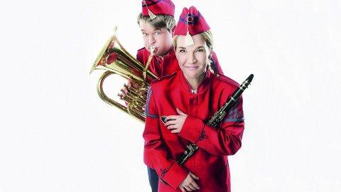 SUKSESS: «Korps» ble en av de store suksessene til Teater Innlandet i fjor.