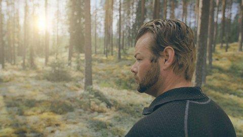 SØK: Michael Winger har spesielle evner. Det skildres i filmen «Jeg ser deg».