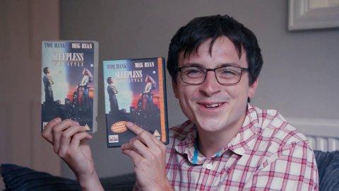 JAKTER DAME: Alex (Steve Hodgetts) jakter dame i mockumentary-filmen «Love Possibly».