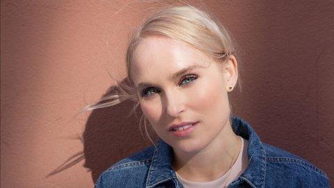 TILBAKE: Ewa Weel Skram vender tilbake til Hamar, med storkonsert på Scandic Scene.