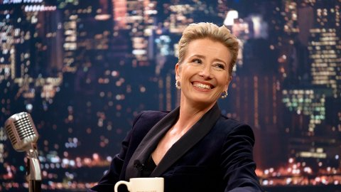 KOMEDIE: «Late night» med Emma Thompson under «Ladies night».