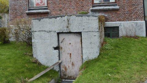 LO-huset, bunker