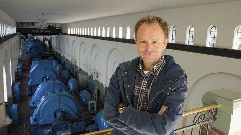 Museumsdirektør: Knut Markhus seier det har kome lovande signal frå staten.