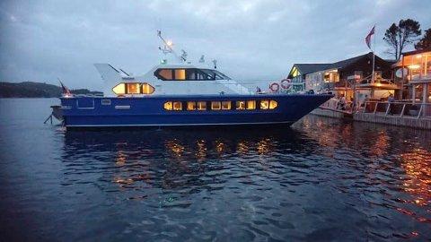 Godøysund Ekspressen skal trafikkere Sørfjorden fra 1. august.