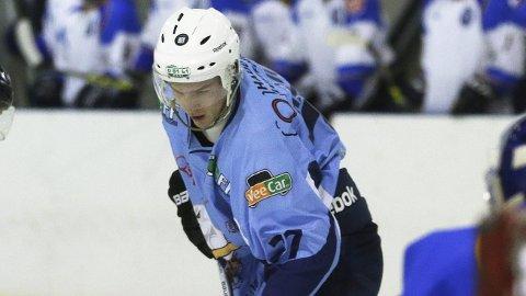 SCORET FEM: Hannu Harju satte inn totalt fem mål under helgens to borteseire mot Jutul.