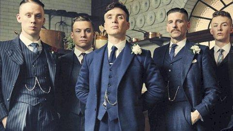 1900-: The Peaky Blinders. Ingen av disse ønsker du å komme på kant med.