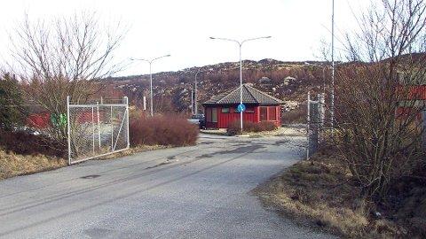 Karmøy kommune fikk behov for å utvide ved Borgaredalen avfallsanlegg.