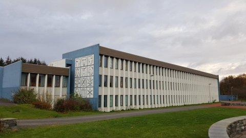 HARALDSVANG: 40 ansatte på Haraldsvang ungdomsskole tas ut i streik.
