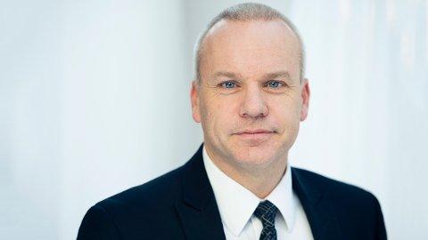 Anders Opedal, konserndirektør for Teknologi, prosjekter og boring. (Foto: Ole Jørgen Bratland / Equinor ASA)